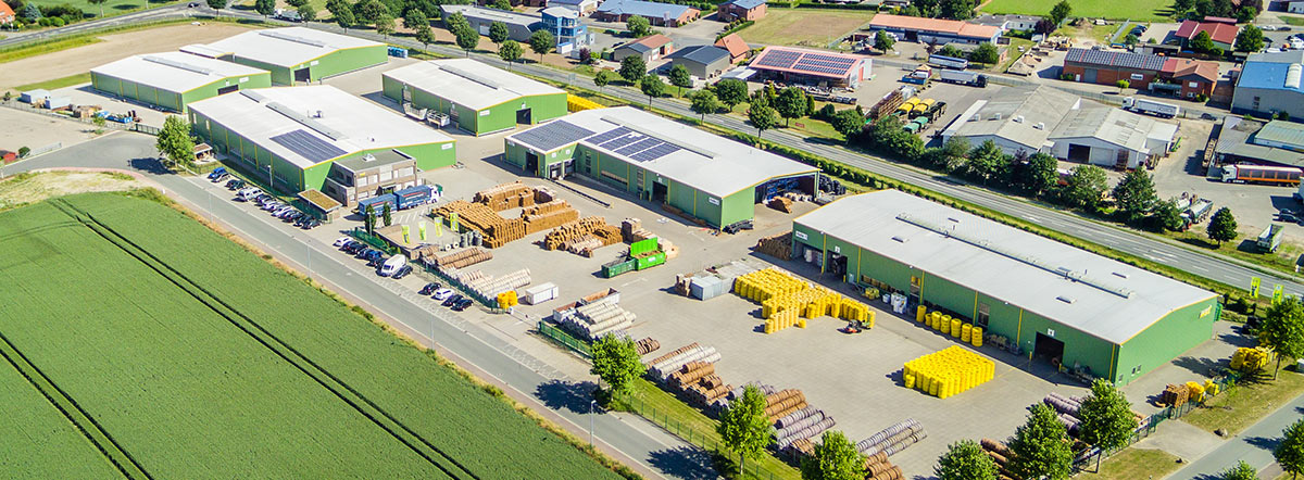 MST corporate group premises in Twistringen / Germany